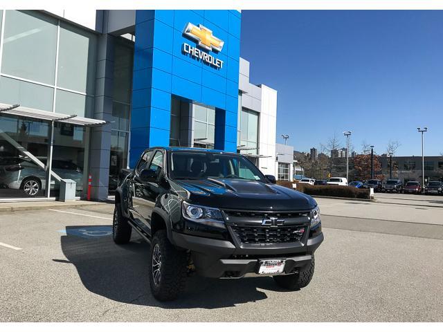 2019 Chevrolet Colorado ZR2 (Stk: 9CL89020) in North Vancouver - Image 2 of 13