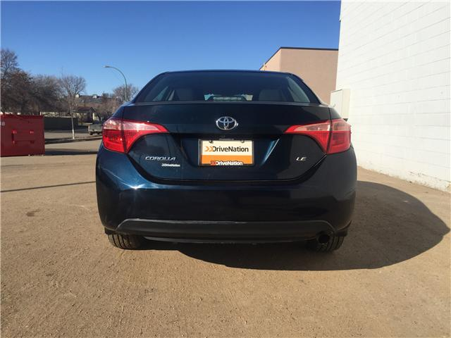 2017 Toyota Corolla LE (Stk: D1262) in Regina - Image 5 of 20