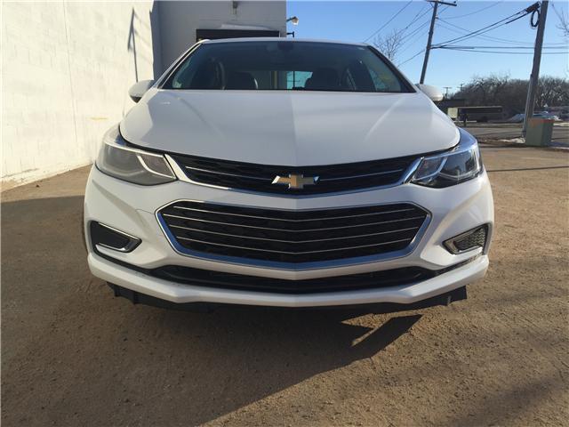 2018 Chevrolet Cruze Premier Auto (Stk: D1272) in Regina - Image 2 of 22