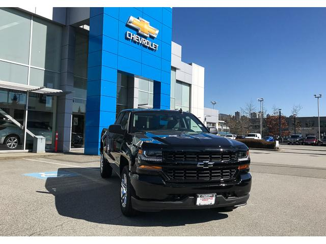 2019 Chevrolet Silverado 1500 LD Silverado Custom (Stk: 9L42130) in North Vancouver - Image 2 of 12