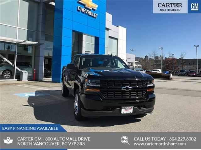 2019 Chevrolet Silverado 1500 LD Silverado Custom (Stk: 9L42130) in North Vancouver - Image 1 of 12