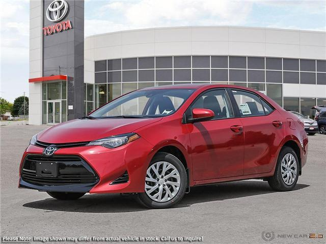 2019 Toyota Corolla LE (Stk: 219272) in London - Image 1 of 23