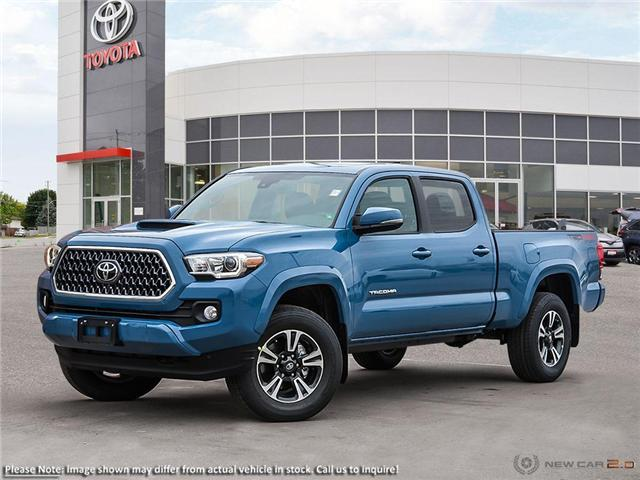 2019 Toyota Tacoma SR5 V6 (Stk: 219223) in London - Image 1 of 24