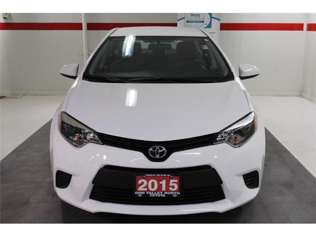2015 Toyota Corolla LE (Stk: 297594S) in Markham - Image 3 of 24