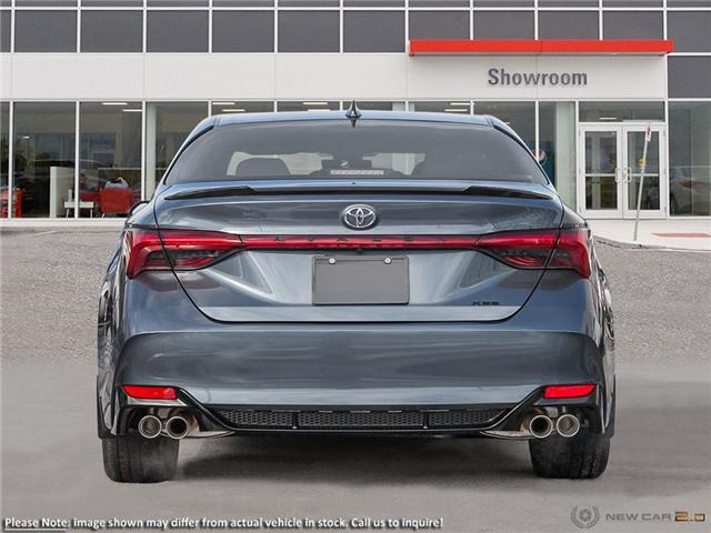 2019 Toyota Avalon XSE (Stk: 219028) in London - Image 5 of 24