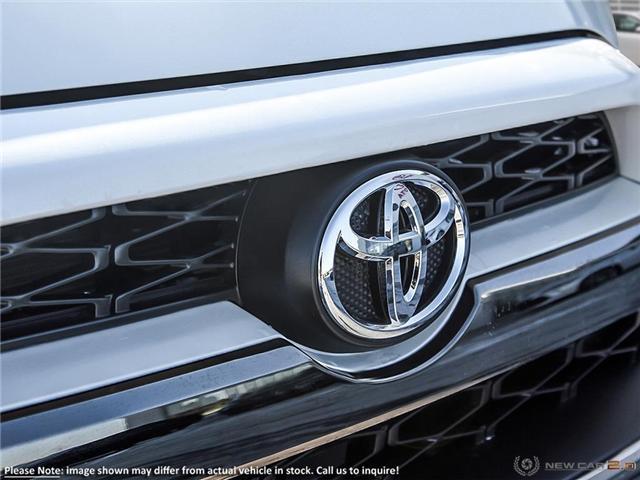 2019 Toyota 4Runner SR5 (Stk: 219211) in London - Image 9 of 24