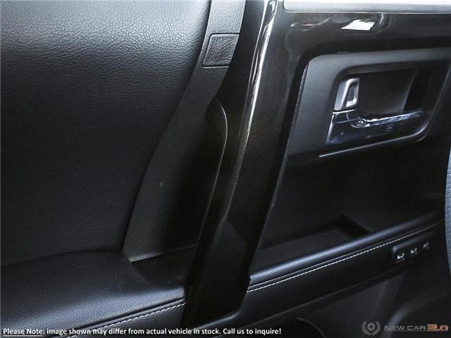 2019 Toyota 4Runner SR5 (Stk: 219211) in London - Image 17 of 24