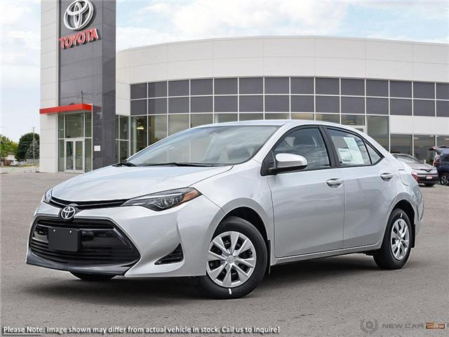 2019 Toyota Corolla  (Stk: 219169) in London - Image 1 of 24
