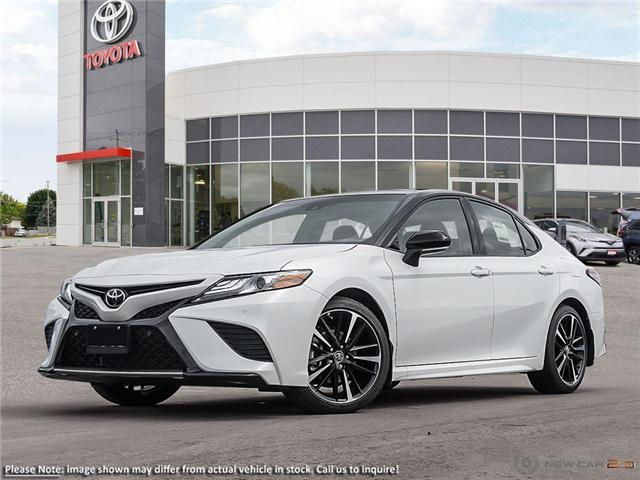 2019 Toyota Camry XSE (Stk: 219189) in London - Image 1 of 24