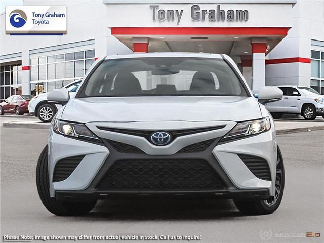 2019 Toyota Camry Hybrid SE (Stk: 57999) in Ottawa - Image 2 of 23