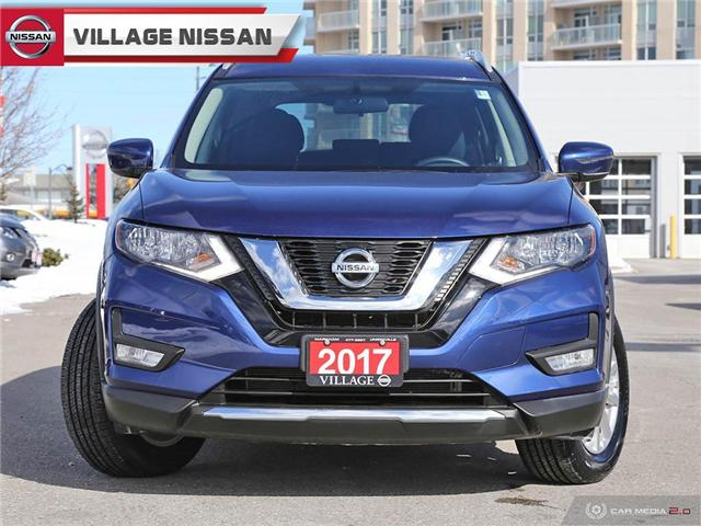 2017 Nissan Rogue SV (Stk: 90351A) in Unionville - Image 2 of 27
