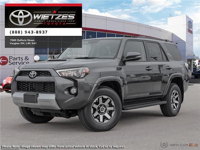 2019 Toyota 4Runner TRD Off Road (Stk: 68323) in Vaughan - Image 1 of 24