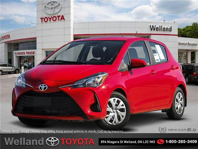 2019 Toyota Yaris LE (Stk: YAH6455) in Welland - Image 1 of 24