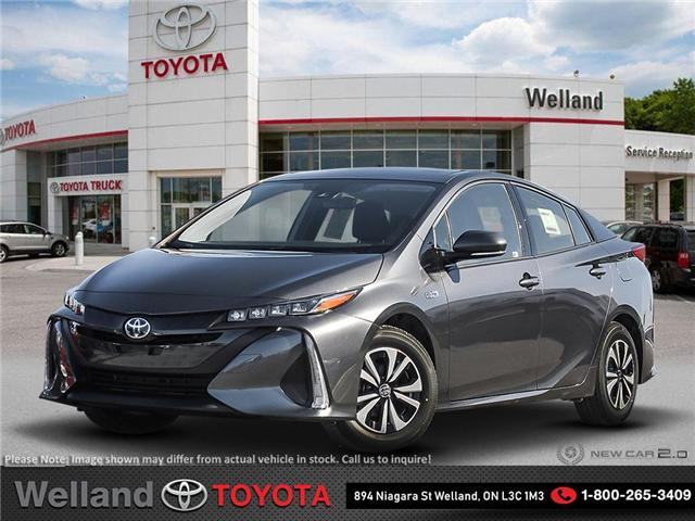 2019 Toyota Prius Prime Upgrade (Stk: PRP6423) in Welland - Image 1 of 24