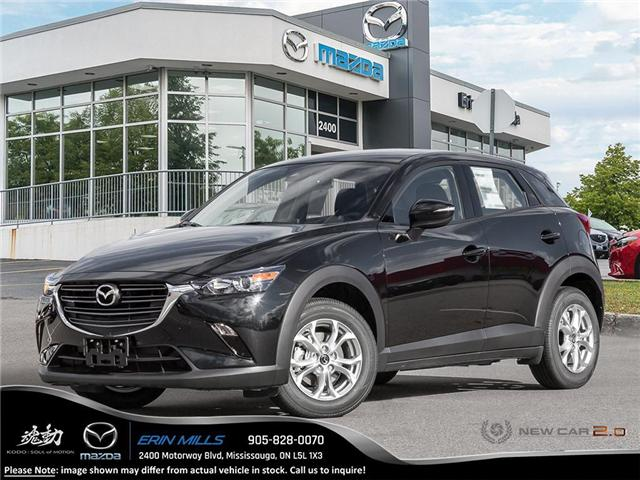 2019 Mazda CX-3 GS (Stk: 19-0283) in Mississauga - Image 1 of 24