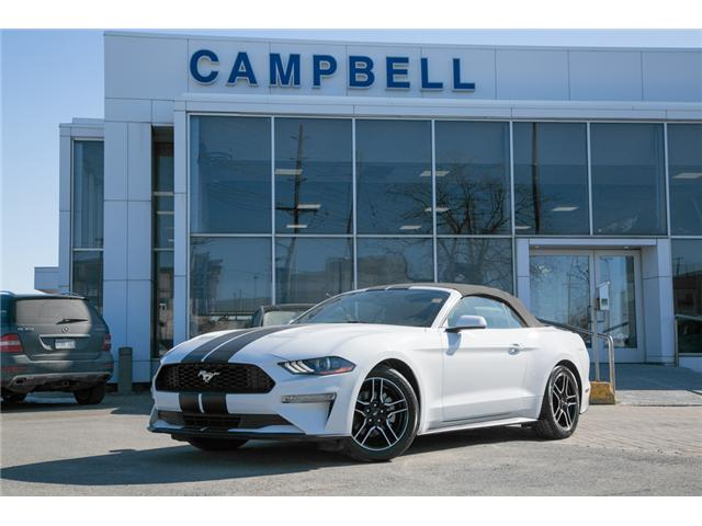 2018 Ford Mustang  (Stk: 947990) in Ottawa - Image 1 of 28