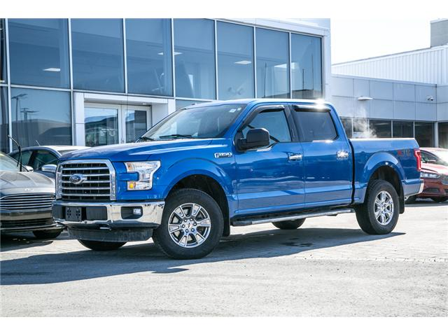 2015 Ford F-150 XLT XTR PACK-----5.0 LITER-----ONE OWNER (Stk: 1819771) in Ottawa - Image 1 of 27