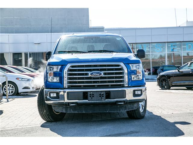 2015 Ford F-150 XLT XTR PACK-----5.0 LITER-----ONE OWNER (Stk: 1819771) in Ottawa - Image 2 of 27