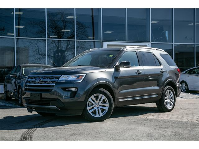 2018 Ford Explorer XLT LEATHER-AWD-NAV-POWER ROOF--GREAT PRICE (Stk: 947980) in Ottawa - Image 1 of 30