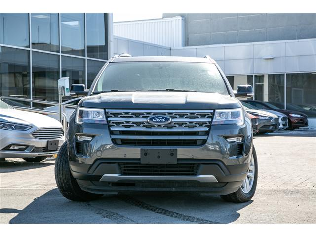 2018 Ford Explorer XLT LEATHER-AWD-NAV-POWER ROOF--GREAT PRICE (Stk: 947980) in Ottawa - Image 2 of 30