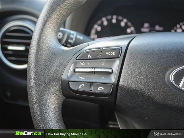 2019 Hyundai KONA 2.0L Essential (Stk: 190264A) in Saint John - Image 16 of 23