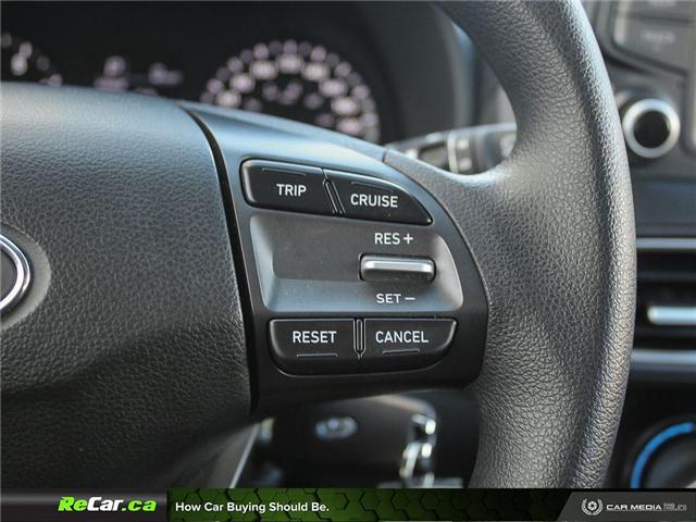 2019 Hyundai KONA 2.0L Essential (Stk: 190264A) in Saint John - Image 17 of 23
