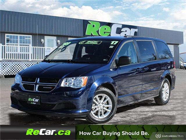 2017 Dodge Grand Caravan  (Stk: 190244A) in Saint John - Image 1 of 27