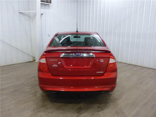 2012 Ford Fusion SEL (Stk: 19030930) in Calgary - Image 6 of 27
