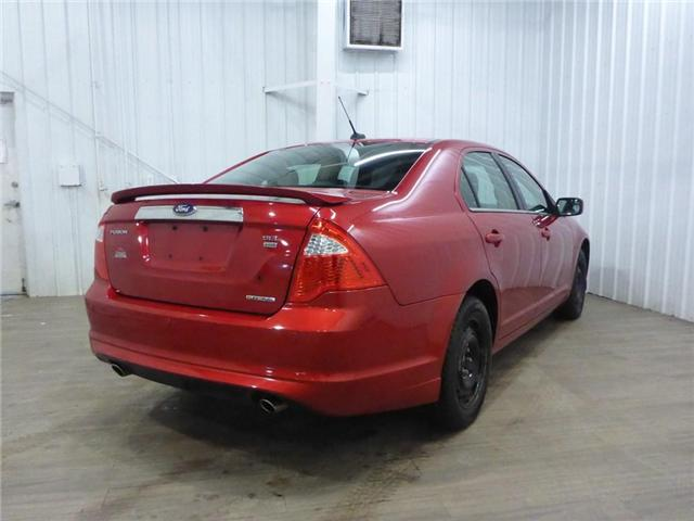 2012 Ford Fusion SEL (Stk: 19030930) in Calgary - Image 7 of 27