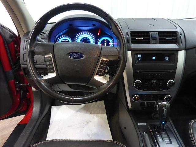 2012 Ford Fusion SEL (Stk: 19030930) in Calgary - Image 16 of 27