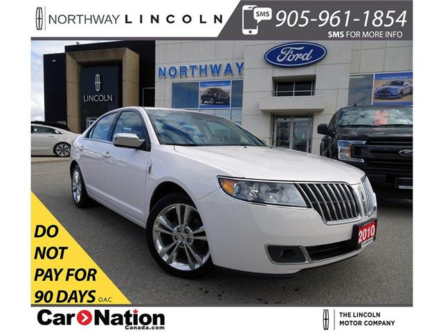 2010 Lincoln MKZ | HTD LEATHER | SUNROOF | REMOTE START | (Stk: LC91443B) in Brantford - Image 1 of 30