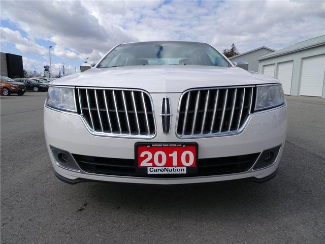 2010 Lincoln MKZ | HTD LEATHER | SUNROOF | REMOTE START | (Stk: LC91443B) in Brantford - Image 2 of 30