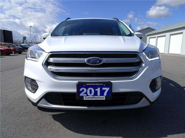 2017 Ford Escape SE | AWD | PWR HTD SEATS | PANO ROOF | (Stk: DR95) in Brantford - Image 2 of 30