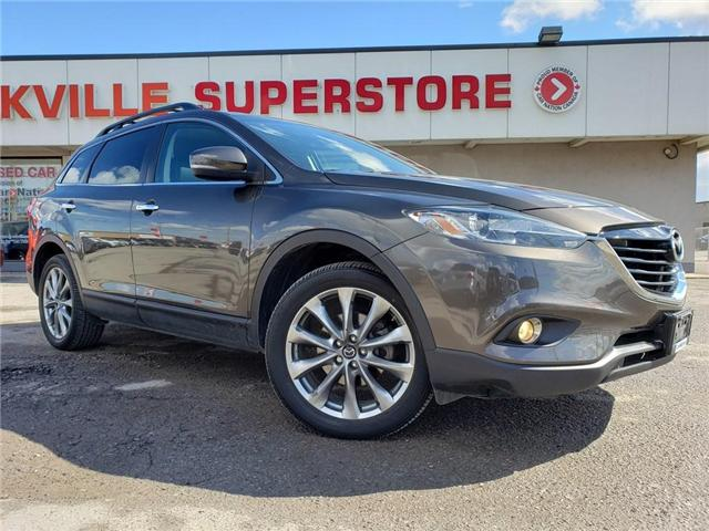 2015 Mazda CX-9 GT | NAV | SUNROOF | 7 SEATS | HEATED SEATS (Stk: P11921) in Oakville - Image 2 of 25