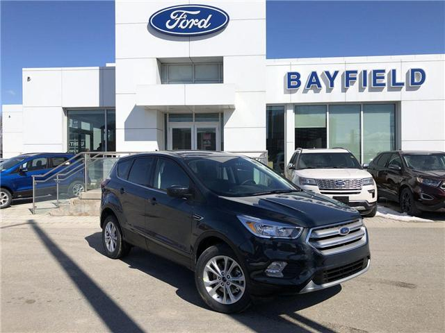 2019 Ford Escape SE (Stk: ES19362) in Barrie - Image 1 of 24
