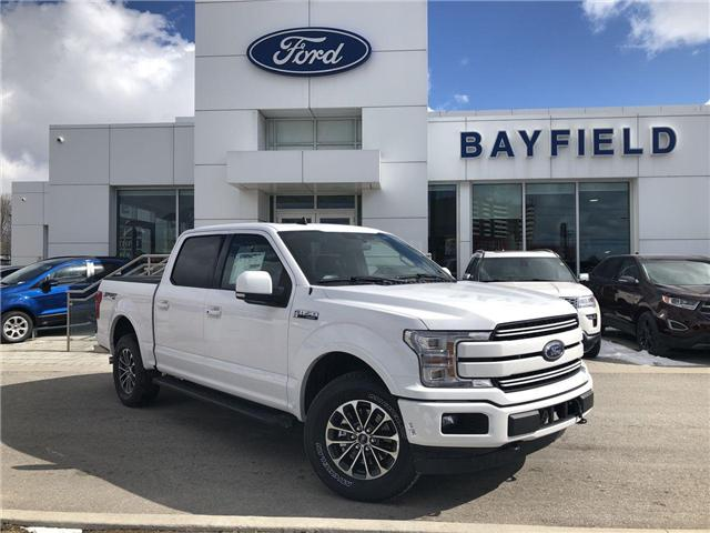 2019 Ford F-150 Lariat (Stk: FP19295) in Barrie - Image 1 of 29