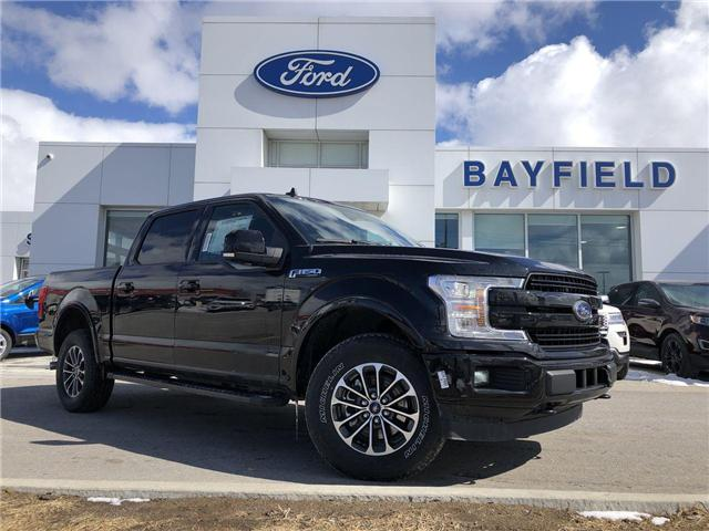 2019 Ford F-150 Lariat (Stk: FP19292) in Barrie - Image 1 of 28