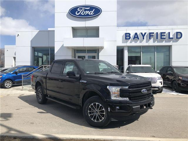 2019 Ford F-150 Lariat (Stk: FP19297) in Barrie - Image 1 of 30