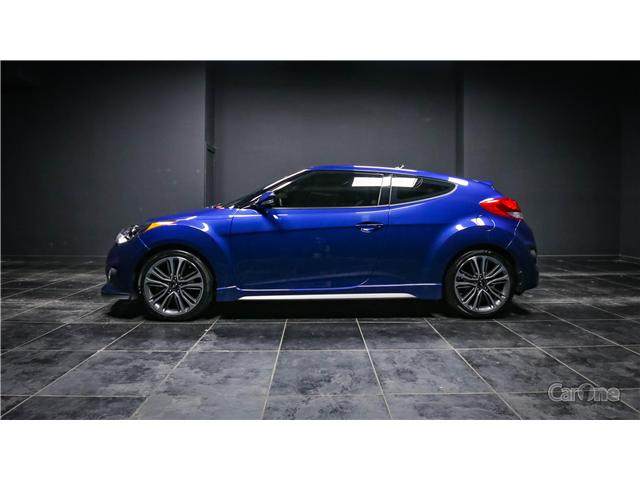 2016 Hyundai Veloster Base (Stk: CB19-82) in Kingston - Image 1 of 34
