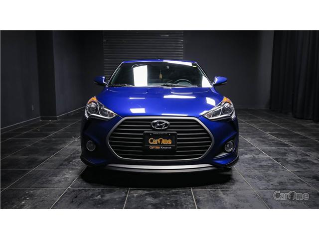 2016 Hyundai Veloster Base (Stk: CB19-82) in Kingston - Image 2 of 34