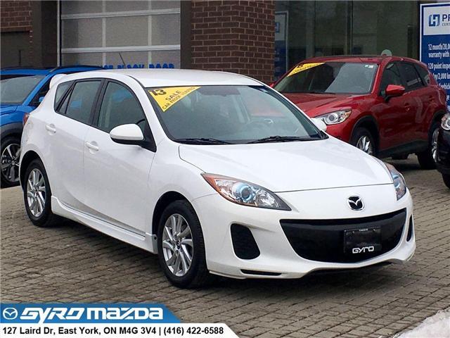 2013 Mazda Mazda3 GS-SKY (Stk: 28322B) in East York - Image 1 of 30
