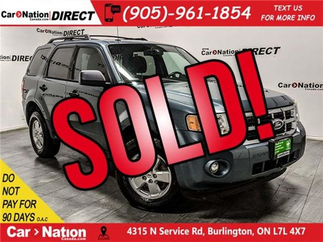 2010 Ford Escape XLT Automatic (Stk: DOM-A99268) in Burlington - Image 1 of 30