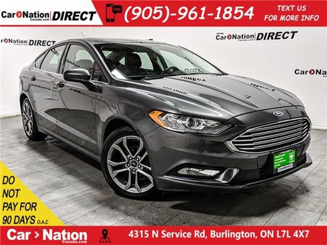 2017 Ford Fusion SE (Stk: DRD2128) in Burlington - Image 1 of 30