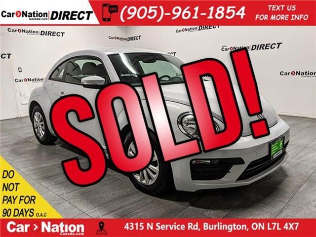 2017 Volkswagen Beetle  (Stk: DRD2102) in Burlington - Image 1 of 28