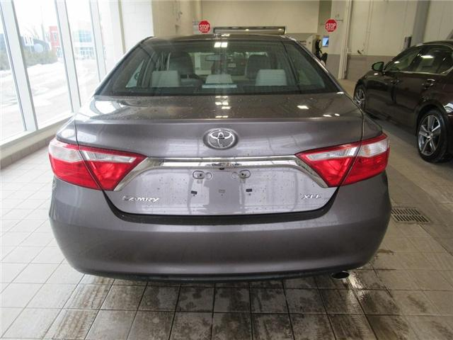 2015 Toyota Camry XLE (Stk: 78620A) in Toronto - Image 14 of 16