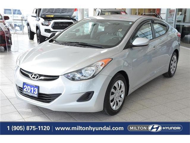 2013 Hyundai Elantra GL (Stk: 184309A) in Milton - Image 1 of 37