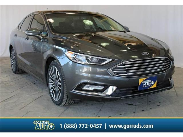 2017 Ford Fusion SE (Stk: 127225) in Milton - Image 1 of 44