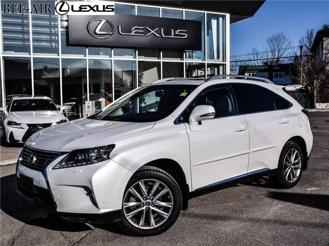 2015 Lexus RX 350 Sportdesign (Stk: L0488) in Ottawa - Image 1 of 28