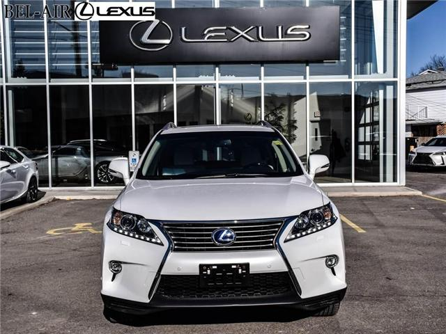 2015 Lexus RX 350 Sportdesign (Stk: L0488) in Ottawa - Image 2 of 28