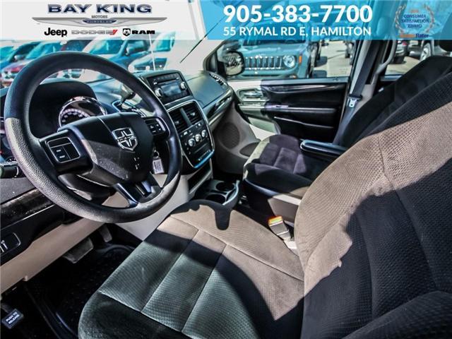 2015 Dodge Grand Caravan SE/SXT (Stk: 193500A) in Hamilton - Image 4 of 21